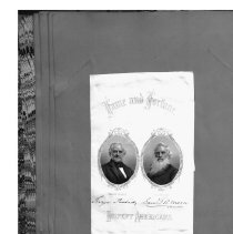 Image of George Peabody and Samuel Mors