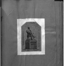 Image of George Peabody London statue