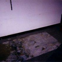 Image of Water damaged floor