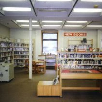 Image of Main Room and new books