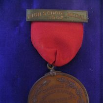 Image of Appleton Medal -- Back