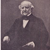 Image of Photo of George Peabody in 1866