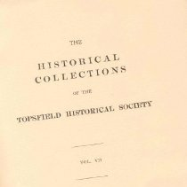 Image of F 74 T6 T6 Volume 7 - Proceedings for the Society for the year 1901.