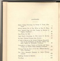 Image of Table of Contents -Vol. 16