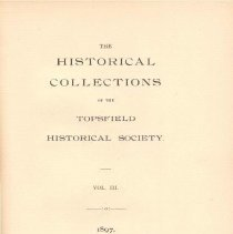 Image of F 74 T6 T6 Volume 3 - Proceedings for the Society for the year 1897.