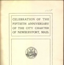 Image of F 74 N55 N46 - Description of events for celebration, including speeches.
