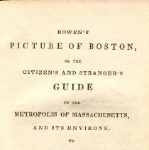 Image of F 73.44 B82 - Chronology and guide to the city of Boston for the year 1838.