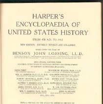 Image of E 174 L92 Vol. 4 - Volume 4 - G-H, alphabetical articles on American history.