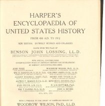 Image of E 174 L92 Vol. 6 - Volume 6 - M-N, alphabetical articles on American history.