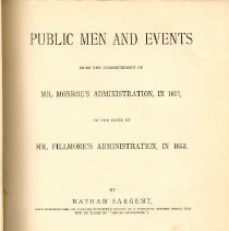 Image of Title Page - Vol. 1
