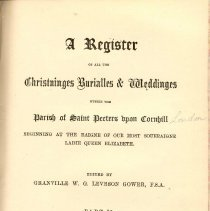 Image of Second Title page