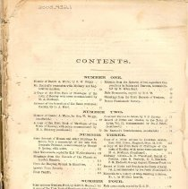 Image of F 72 E7 E81 Vol. 6 - Historical Collections for the year 1864.