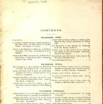 Image of F 72 E7 E81 Vol. 4 - Historical Collections for the year 1862.