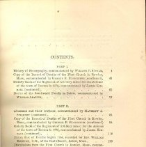 Image of Contents, 1