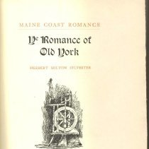 Image of F 29 Y6 S9 - Description and romantic history of Maine.