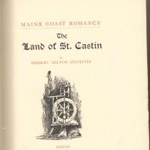 Image of F 23 S96 - Description and romantic history of Maine.