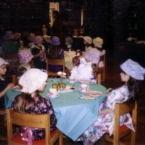 Image of Tea Party in Sutton Room