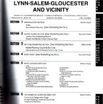 Image of F74.L98 A183 1998-99 - 1998-99 Cole directory for Lynn-Salem Gloucester and Vicinity