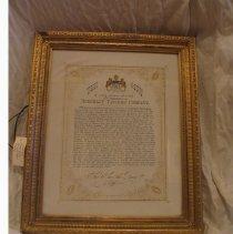 Image of Merchant Taylor Company Oath