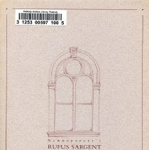 Image of Cover Page fo Booklet