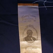 Image of 2009.65.2 - Ribbon, Commemorative