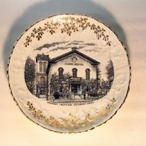 Image of Peabody Institute Library Tea Cup