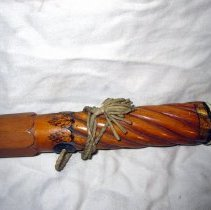 Image of Top of Benjamin Franklin's walking stick