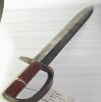 Image of Bayonet, Knife with Sheath