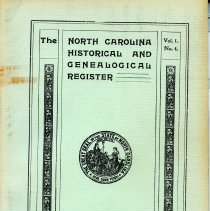 Image of periodical cover page