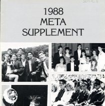 Image of Title page for 1988 Peabody Veterans Memorial High School Yearbook