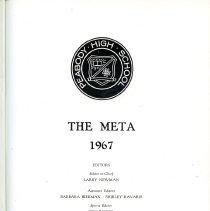 Image of 2013.5.65 - LH 1 .M6 1967