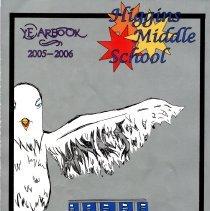 Image of Back Cover of 2005-2006 Higgins Junior High School Yearbook