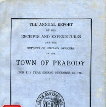 Image of Cover Page for Town Report