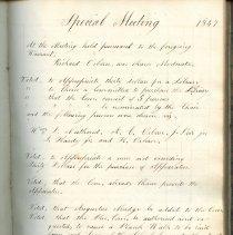 Image of School Records.