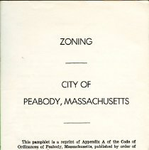 Image of 1971 Zoning Laws