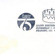 Image of Envelope - 1991