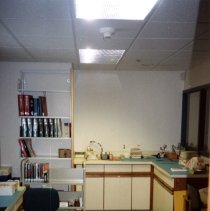 Image of Work Room - West Branch - 1990