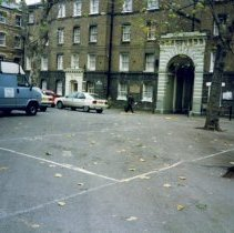 Image of Courtyard of the Peabody Trust - 1991