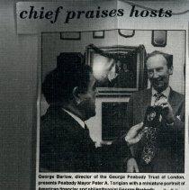 Image of Chief Praises Host - 1989