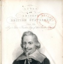 Image of Peabody/Sutton Shelf AC 1 L3 v.7 - Biography of Oliver Cromwell.