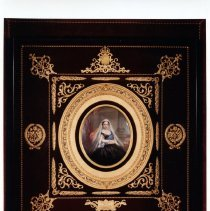 Image of Queen Victoria from the Peabody Institute, Balitmore