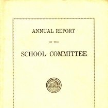 Image of Annual Report of the School Committee - 1925