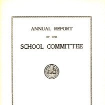 Image of Annual Report of the School Committee - 1931