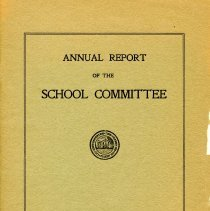 Image of Annual Report of the School Committee - 1932