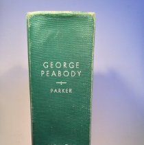 "Image of HV 28 .P4 P28 1956 Vol. 2 - Volume two (2) of Franklin Parkers dissertation titled ""George Peabody, Founder of Modern Philanthropy,"" was defended in 1956. In this volume Parker looks closer at George Peabody's life in London from 1959 until is death and the beginnings of his conclusion. It is important to note that George Peabody left London often. According to Parker, Peabody would travel to Southern France or Italy or fish in Scotland as a way to relax and get away. It was also during the later part of his life that he started to think about retirement and further philanthropy work that could be done."