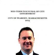 Image of Inauguration Program - 2013