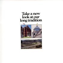 Image of Take a New Look at our Long Tradition