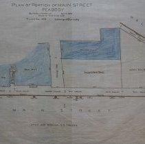 Image of Main Street near Wallis Street - Map from 1894