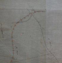 Image of Boston & Maine Railroad Track in Peabody - 1897