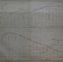 Image of Grade of proposed Boston & Maine Railroad - 1897